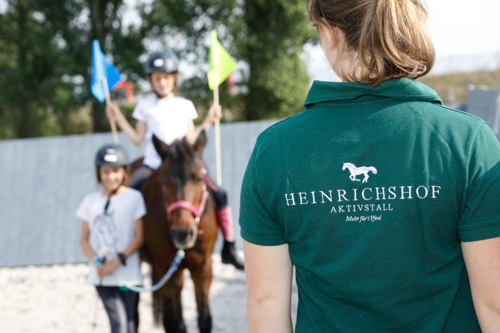 Reitschule Heinrichshof Foto: D. Hensen